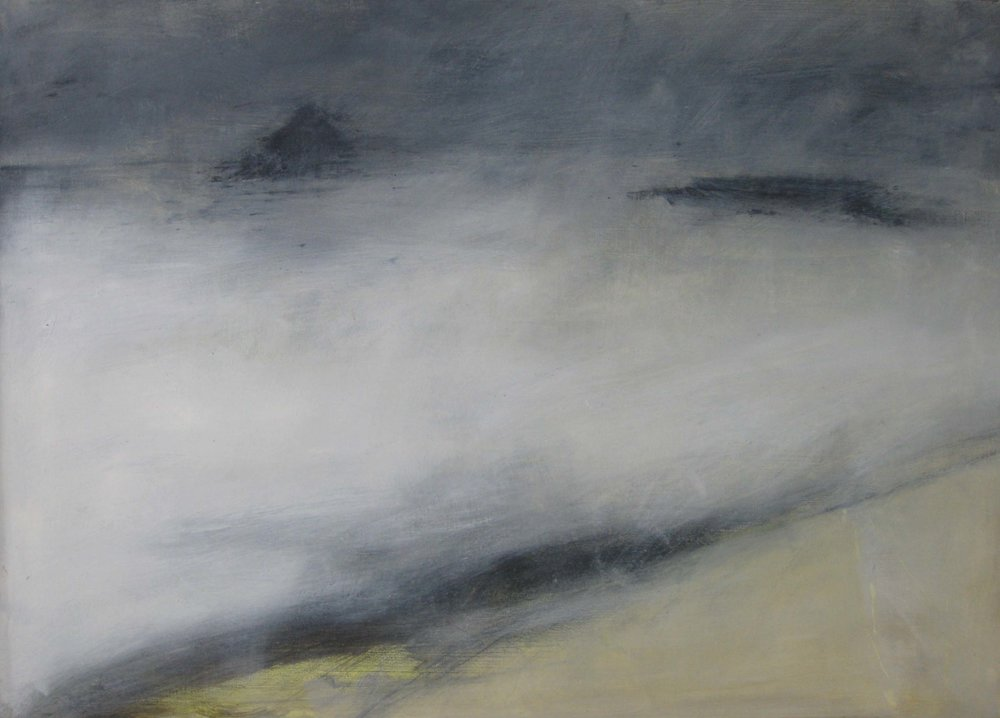 From Kildonan • Oil on Board • POA
