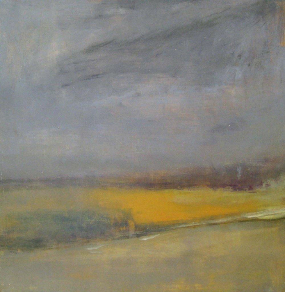 Golden Ground • Sold