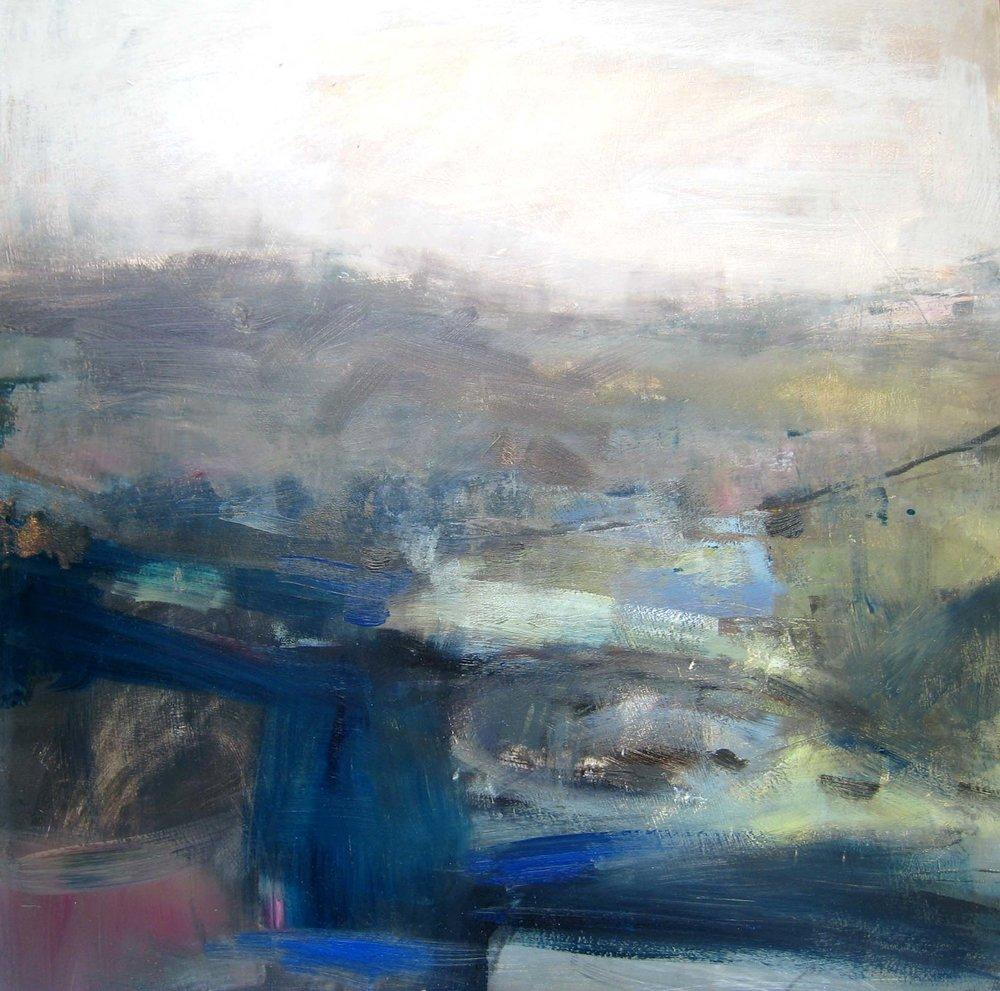 Moorland Dusk • Sold