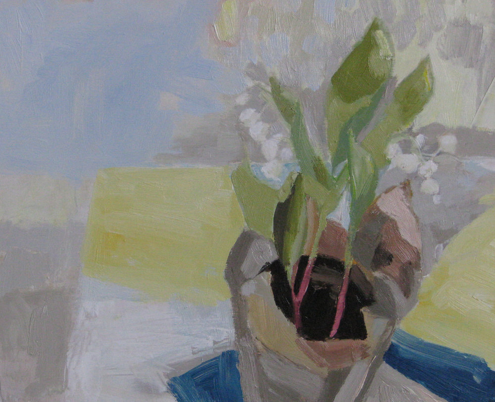 Lily of the Valley Study • Sold