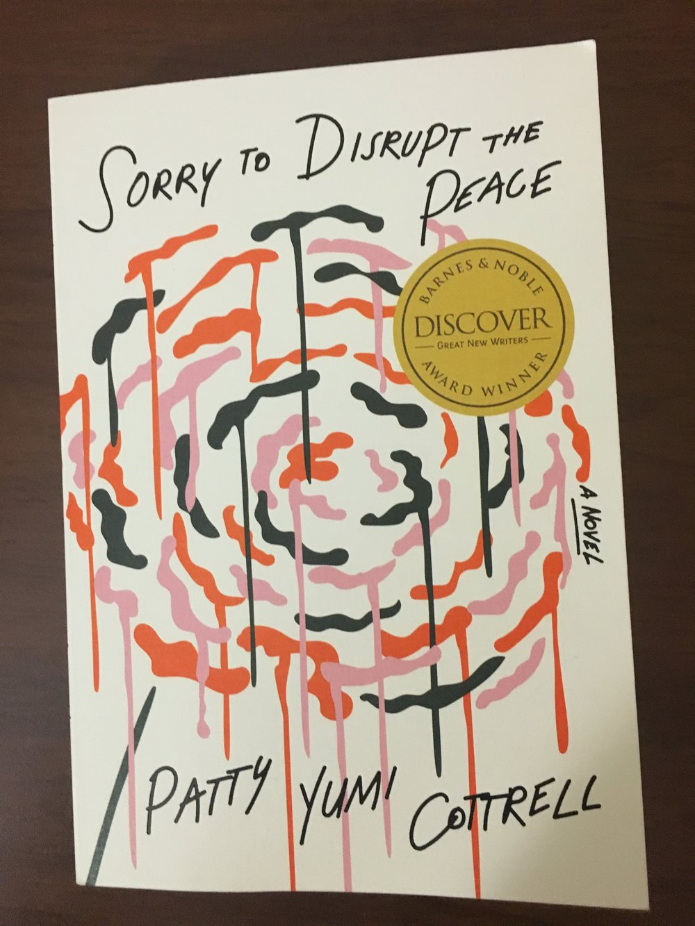 Sorry to Disrupt the Peace - My first selection and you should read this book.