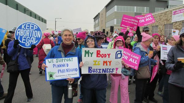 We support Planned Parenthood