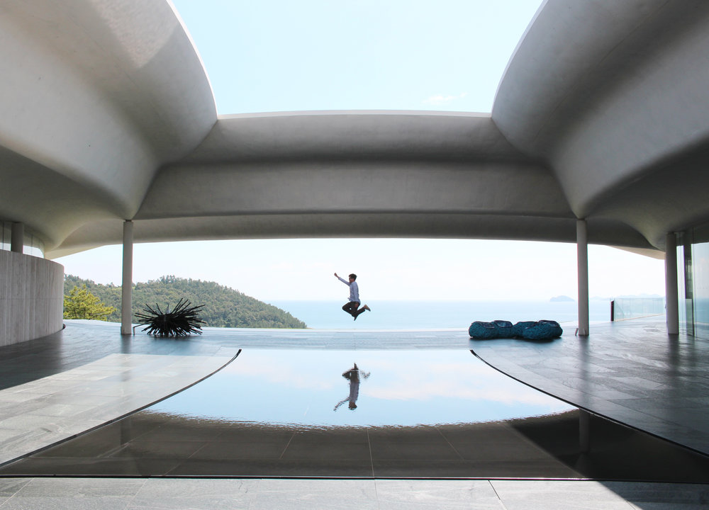 Southcape resort in Nam-hea, South Korea, 2015 (photo by Jae-hui Jeong)