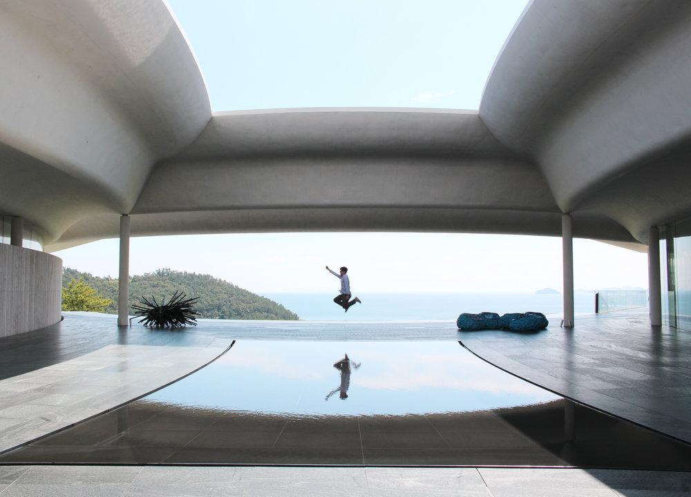 Southcape resort in Nam-hea, South Korea, 2015 (photo by Jae-hui Jeong)
