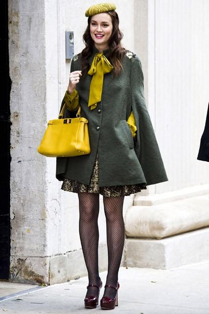 Blair Waldorf Oufit Inspiration