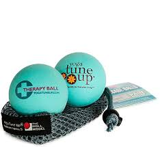 Yoga Tune Up® Therapy Balls - Blue
