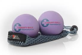 Yoga Tune Up® Therapy Balls - Purple