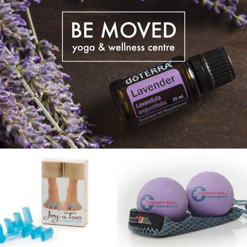 Foot Love Package at Be moved!