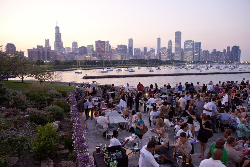 Jazzin' at the Shedd - It's back for another year. Heard live jazz from local bands while experiencing the Shedd Aquarium after hours. This adults events includes great food and cocktails while you walk the halls of the Shedd or recline on the lawn and watch the fireworks from Navy Pier. Tickets are on sale now. June 20th - Oct 10th