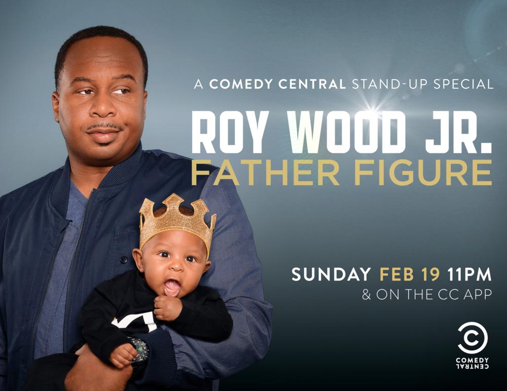 Roy wood jr comedian