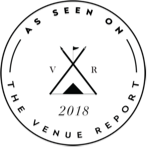 "Featured as one of  The Venue Report's ""2018's Hottest New Venue Openings Across the Globe""!"