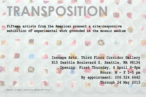 Transposition show info