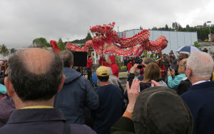 The Dragon Dance, by Portland Lee's Association.