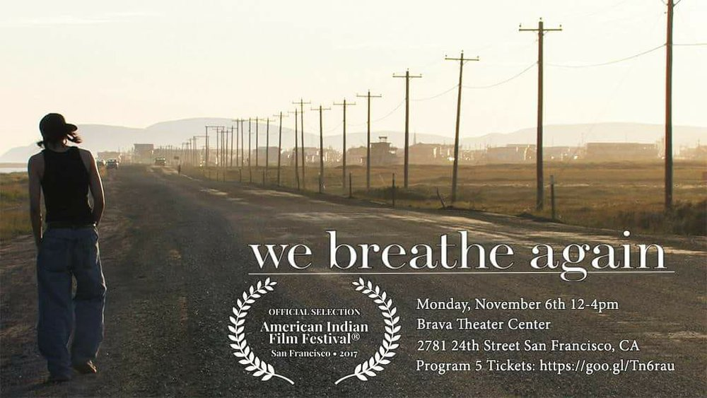 American Indian Film Festival      Thursday, November 6, 2017