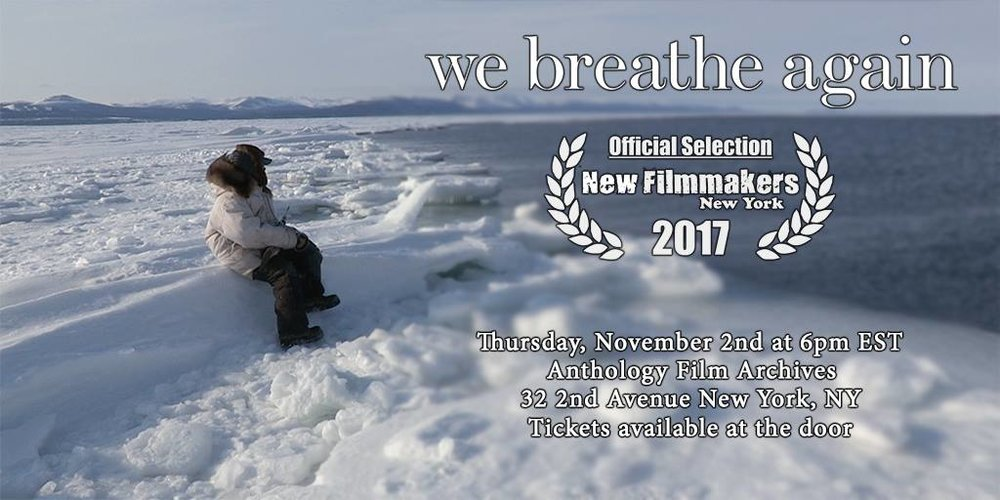 New Filmmakers New York    Thursday, November 2, 2017