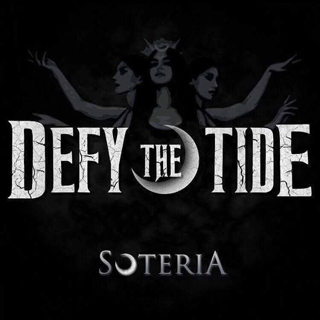 'SOTERIA' releasing THIS FRIDAY, APRIL 7th!!!! @cbentertainment1 @viberecordingstudios #defythetide #cbentertainment #newmusic #Soteria #growth #heavymetal #progressive #rocknroll #inflames #inthismoment #lacunacoil #ironmaiden