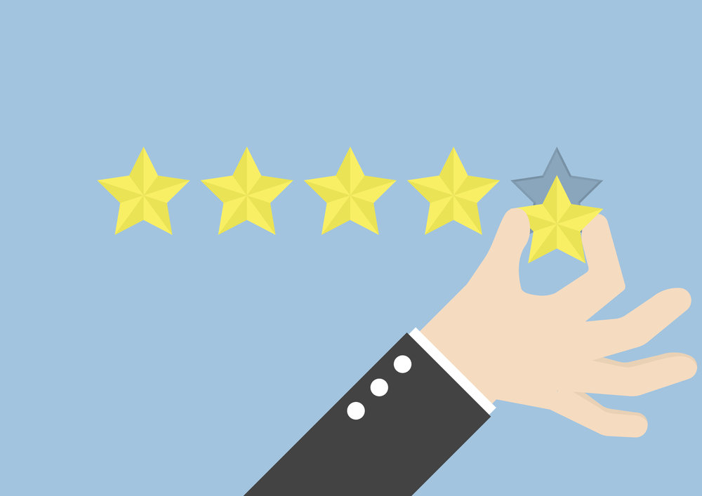 Use this method to guarantee top reviews