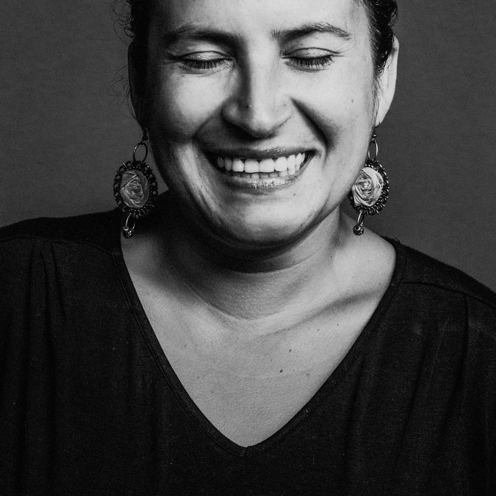 Paola Paz by Luis Garvan