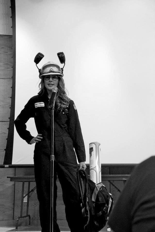 Crowned 'Miss Engineer' at Nebraska Engineering Pageant in 2011