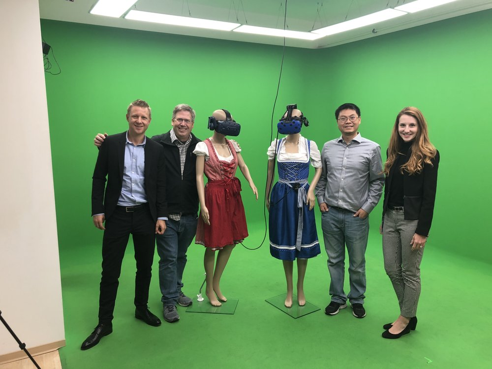 Autodesk Munich VR and AR Center Of Excellence