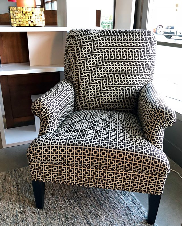 Veritables Accent Chair at The Enhanced Home Consignment Shop #interiordesign #theenhancedhome #consignment #boldbellevue #stagingseattle #accentchair #chair
