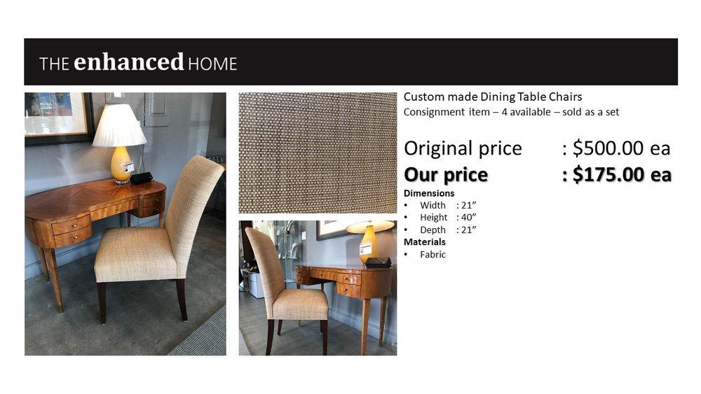 Custom made Dining Table Chairs .jpg