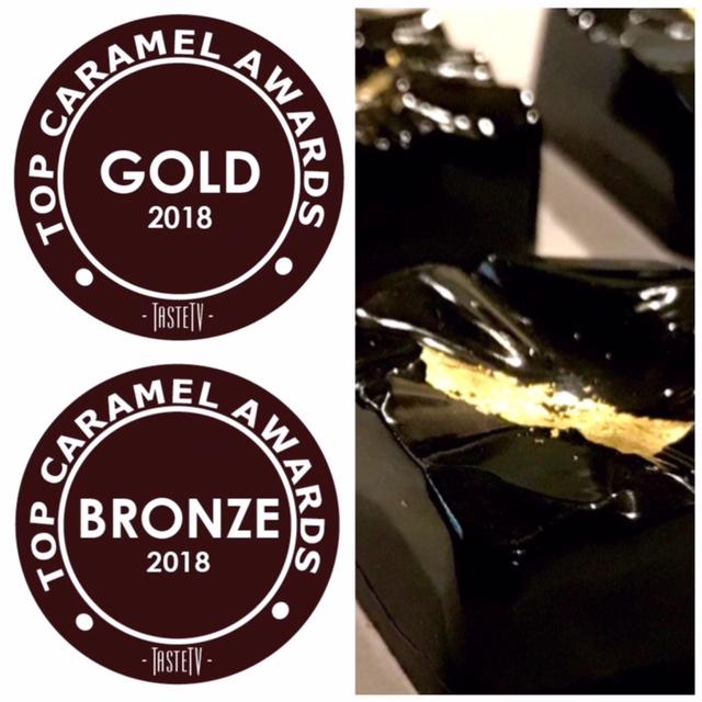 2018 Top Caramel Award