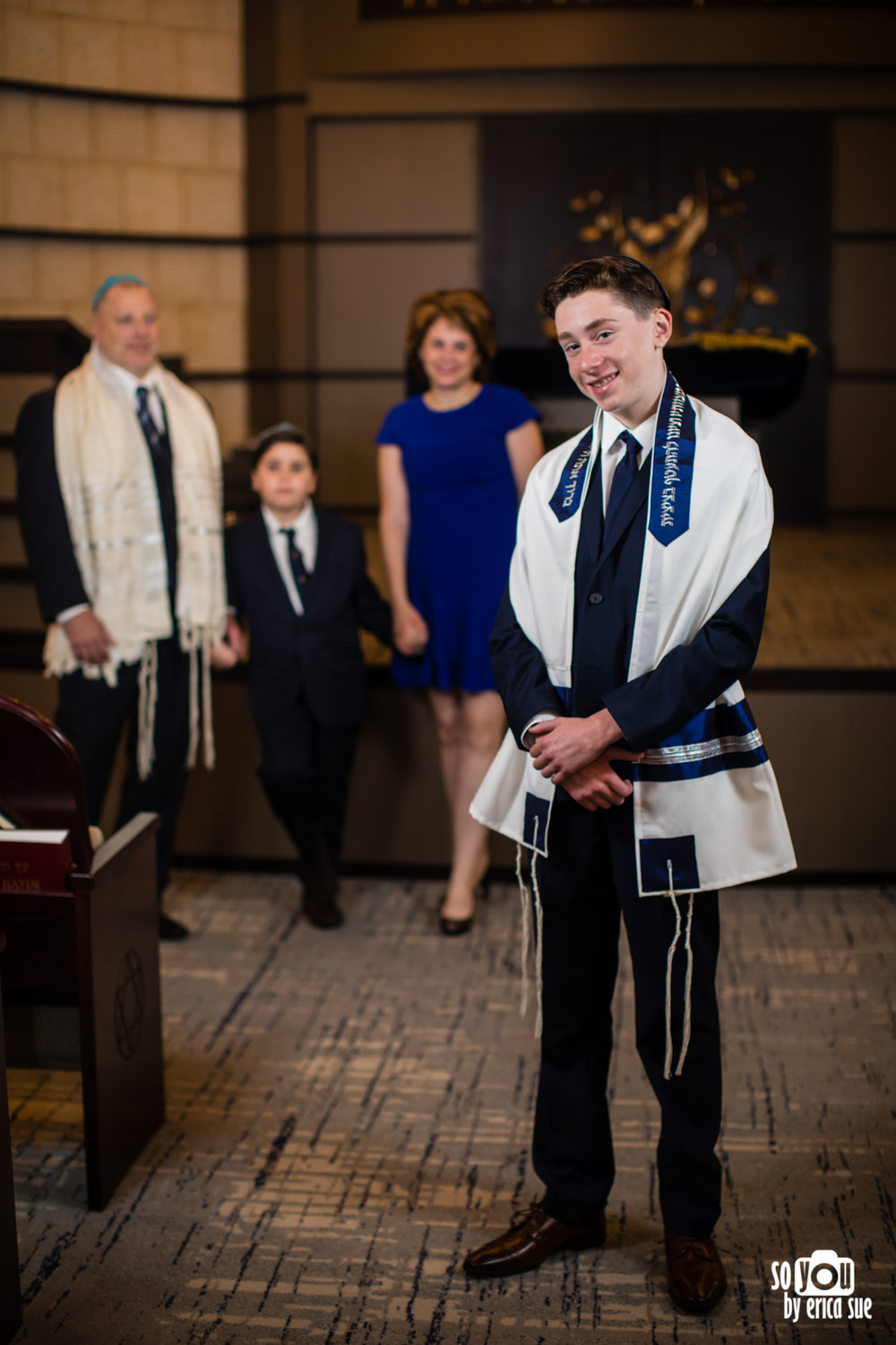 bar mitzvah portrait b'nai bnai aviv weston fl