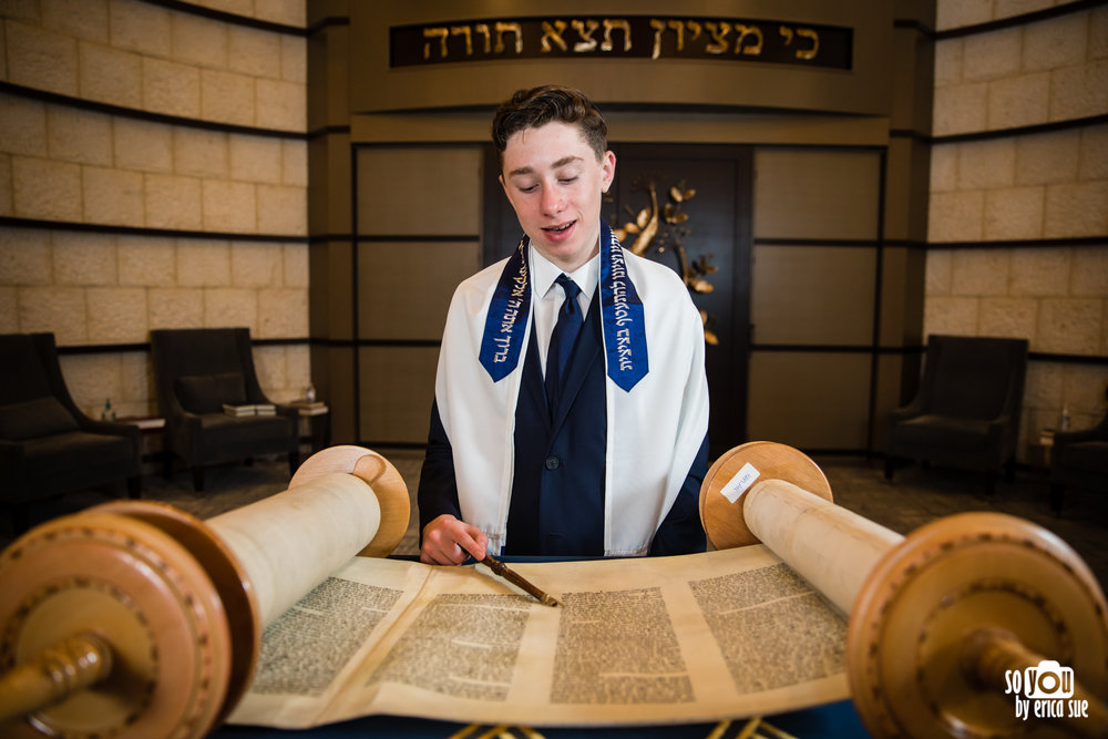 bar mitzvah reading torah plantation, fl