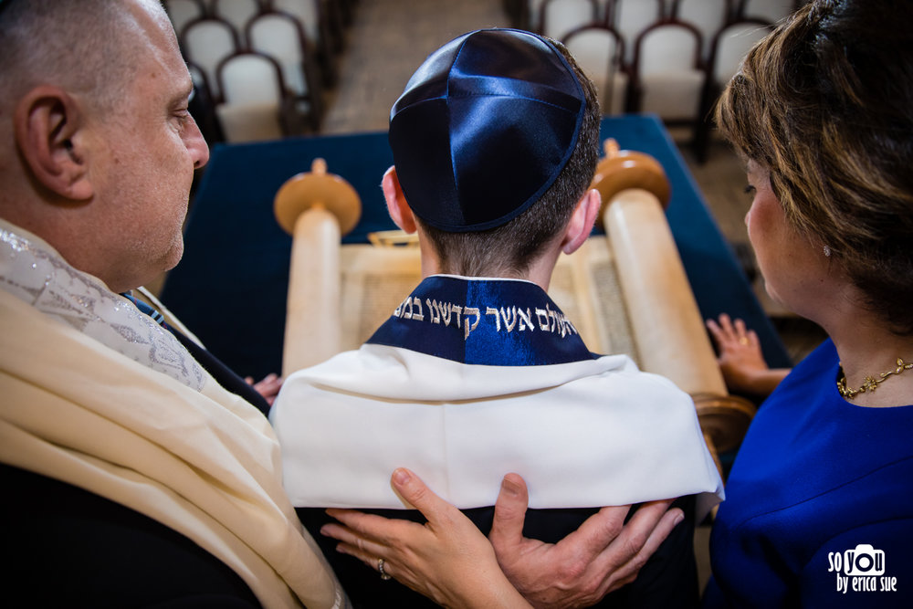bar mitzvah parents
