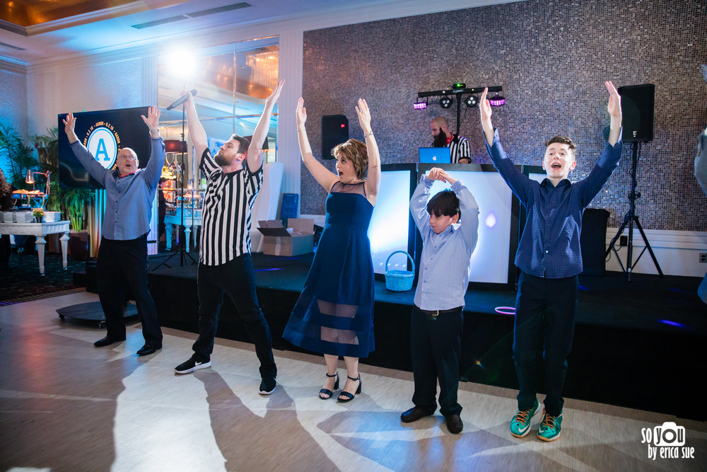 bar mitzvah ymca
