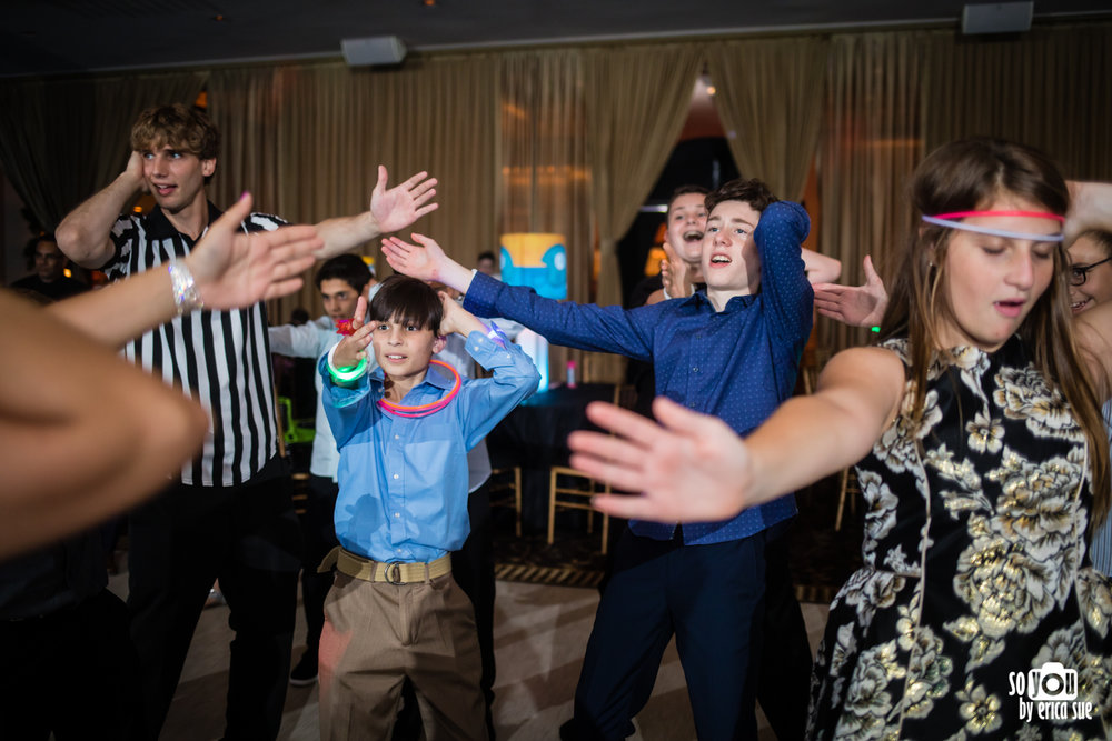 bar mitzvah dancing
