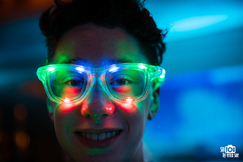 bar mitzvah light up glasses