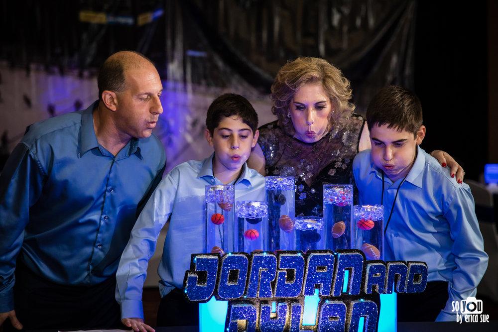 mitzvah candlelighting