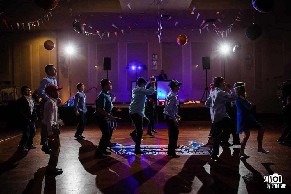 mitzvah line dance