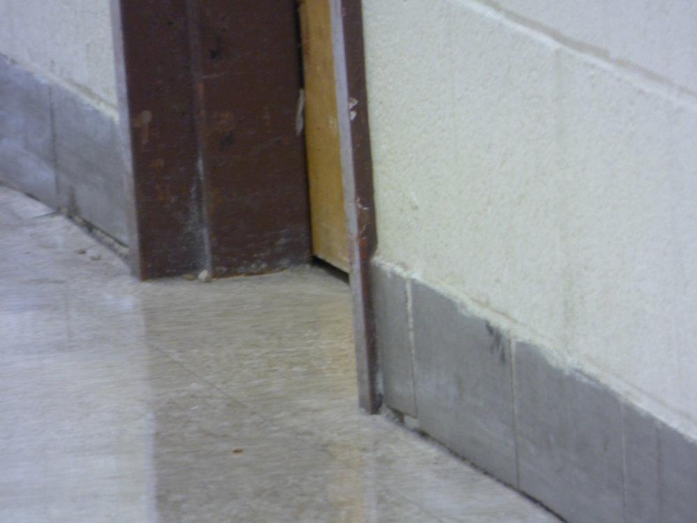 Hallway in School