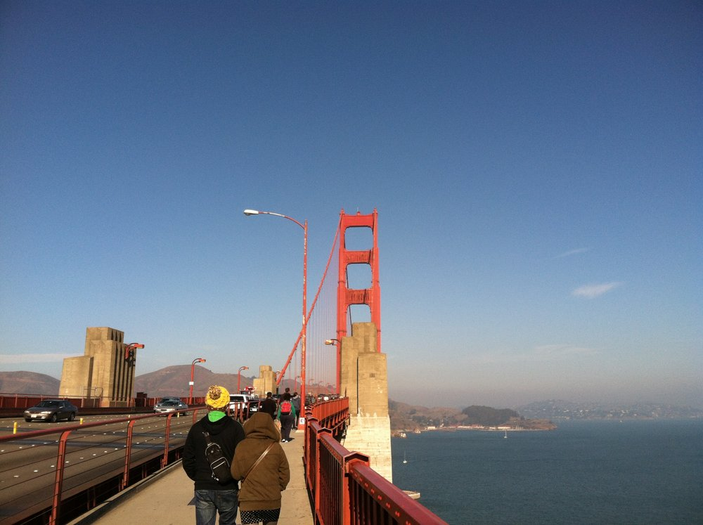 Golden Gate Bridge Red and Black Ink, LLC