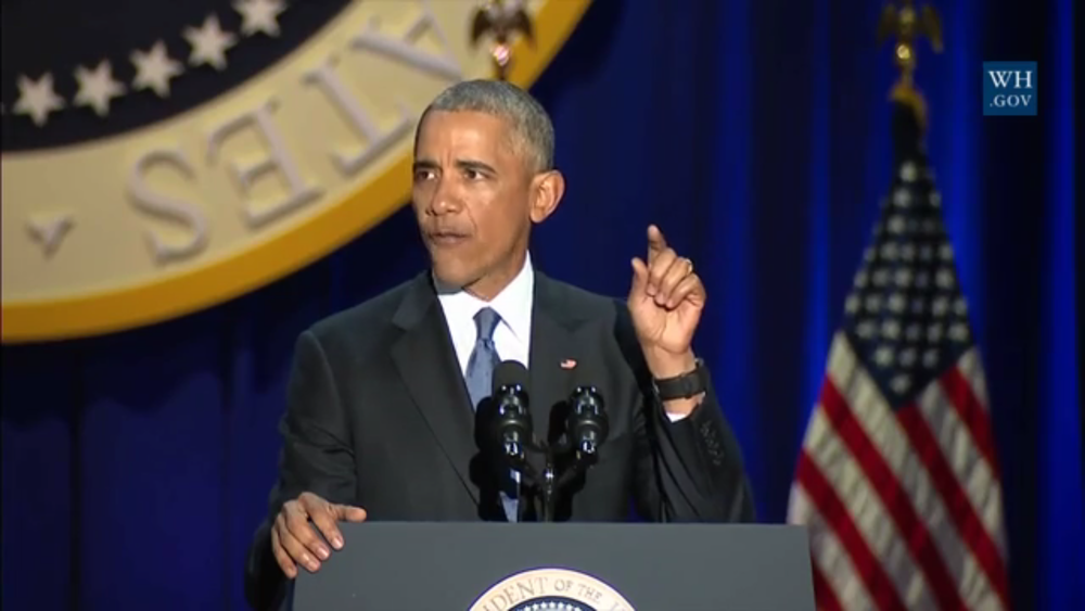 President Barack Obama, White House Video