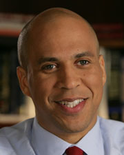 Senator, Cory Booker, U.S. Senate Historical Office