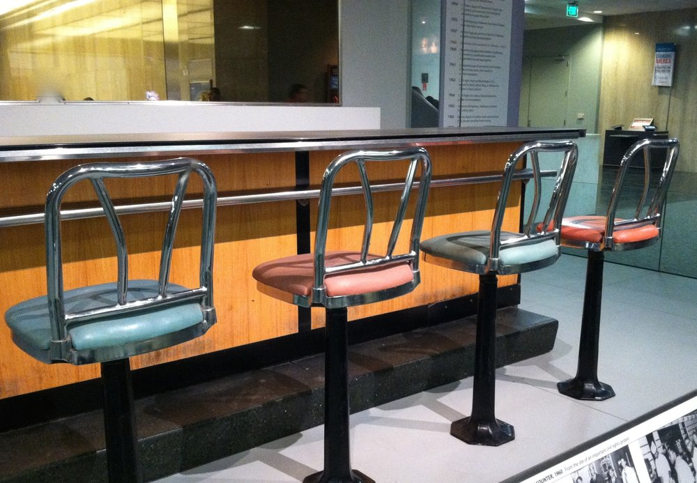 Sit-in Lunch Counter