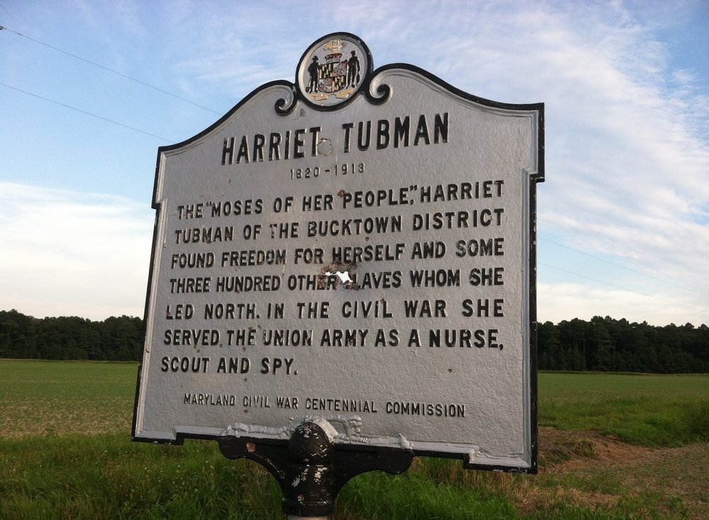 Harriet Tubman's Childhood Home
