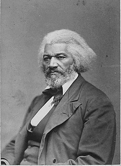 Frederick Douglass, courtesy, National Park Service