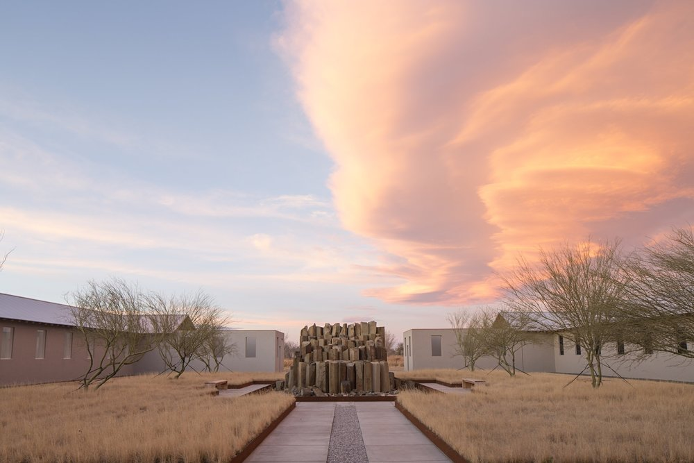 Robert Irwin and The Chinati Foundation