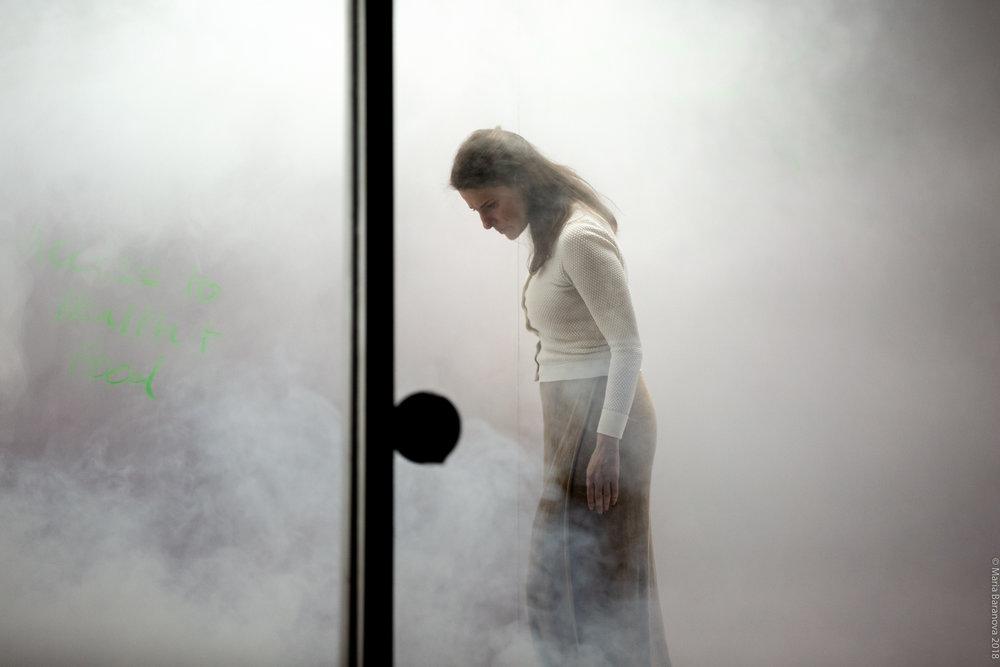 Lars Jan,  The White Album,  2018. Photo by Maria Baranova.