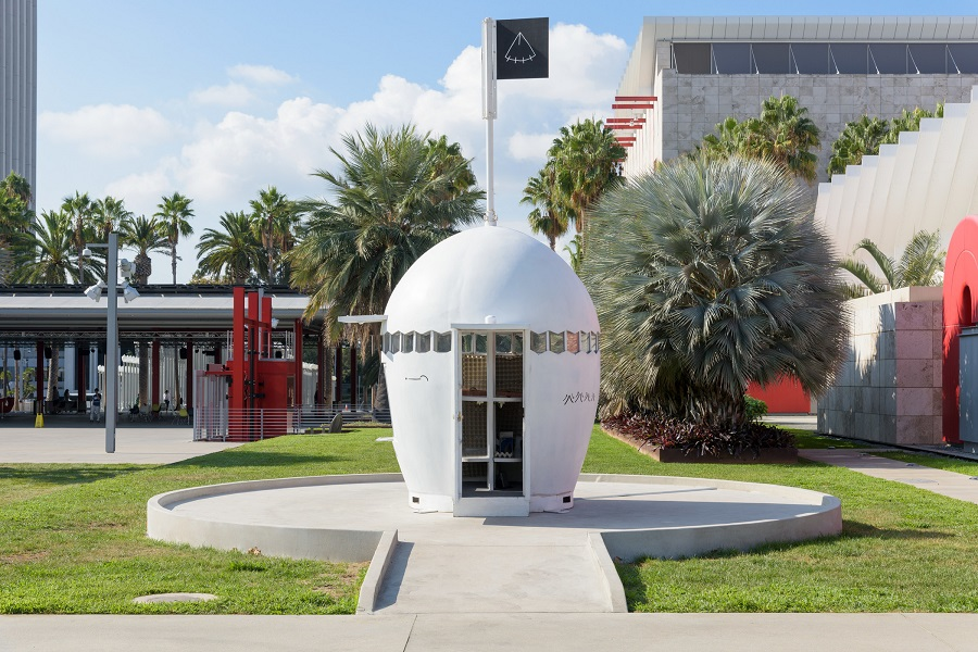 NuMu and Los Angeles County Museum of Art