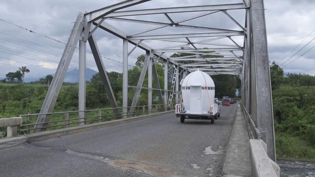 NuMu heading to the Guatemala-Mexico border, 2017.