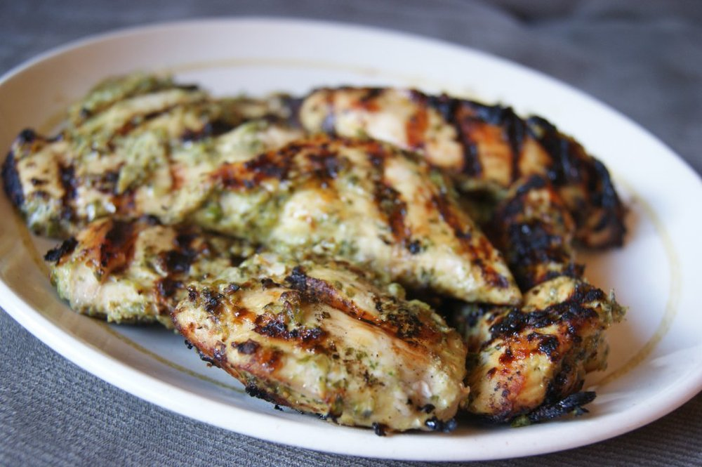 bbq-pesto-chicken-breasts