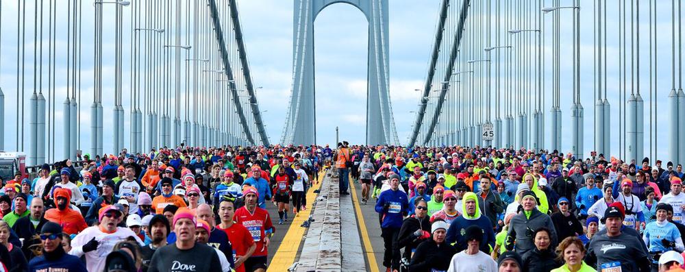 2018 NYC Marathon -
