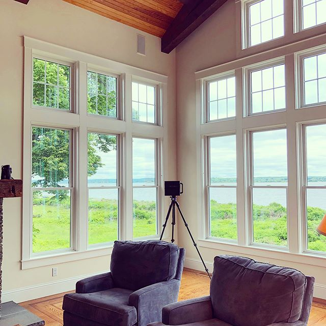 Summer is here ☀️ and @captureri_ has been busy capturing some of Rhode Island's Best Views #portsmouthri or #jamestownri #captureri #matterportpro2 #virtualreality #3D