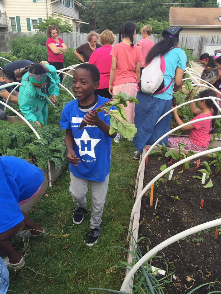 Brown Street UMC Community Garden Event – Kids and families welcome!